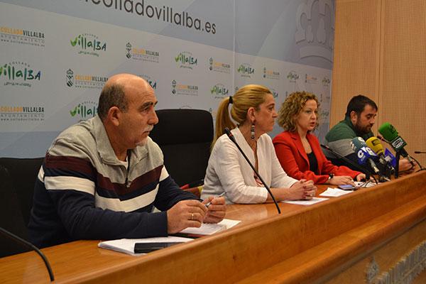 Ayuntamiento de Collado Villalba y sindicatos firman el convenio de los laborales