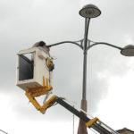 Guadarrama mejora la eficiencia energética del alumbrado público