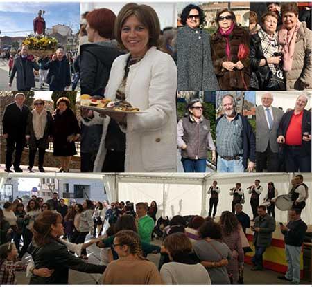 fiestas en Collado Mediano: San Ildefonso