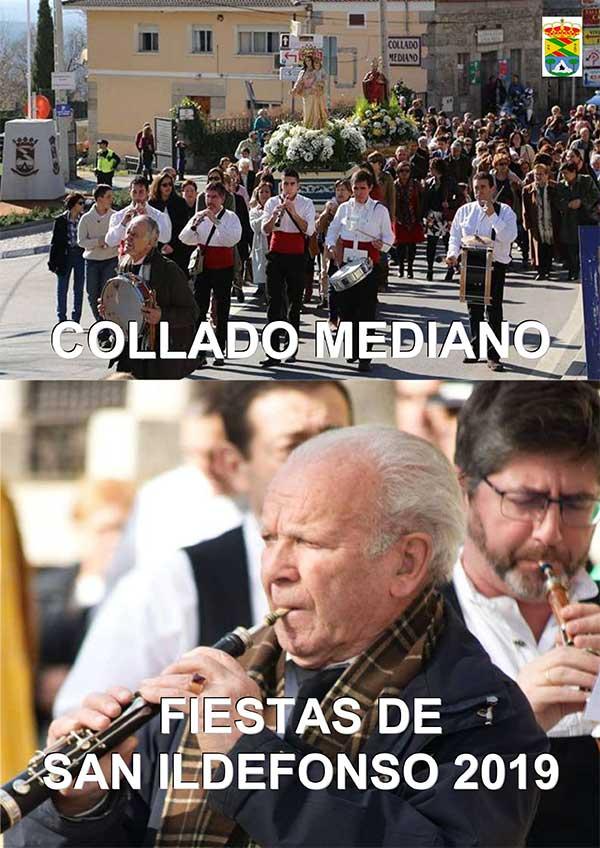 fiestas de Collado Mediano: San Ildefonso