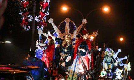 Los Reyes Magos ya llegan al noroeste
