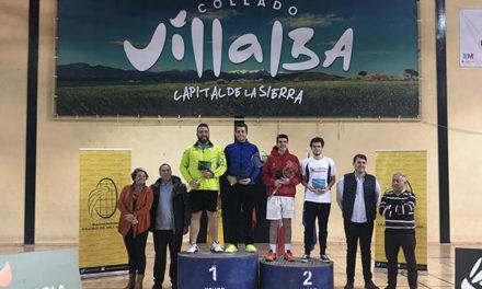 El olímpico Pablo Abián se impone en el Máster de Bádminton Collado Villalba