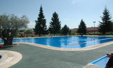 Reforma integral de la piscina de verano de Guadarrama