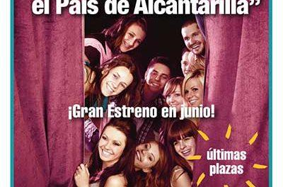 Teatro para los jóvenes actores de Hoyo de Manzanares