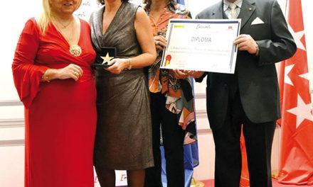 Consulta Médica Torrelodones, galardonada con la Estrella de Oro a la Excelencia