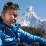 El escalador Carlos Soria impartirá una conferencia en San Lorenzo