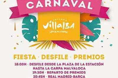 Desfile de Carnaval en Collado Villalba
