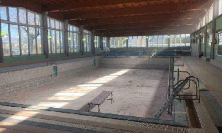 Reforma de la antigua piscina municipal de Collado Villalba
