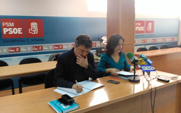 El PSOE pide que se retire la prórroga del contrato de basuras del pleno de mañana
