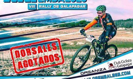 El Rally de los embalses vuelve a Galapagar