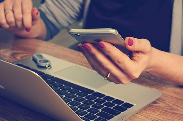 Taller de habilidades digitales para desempleadas de Guadarrama