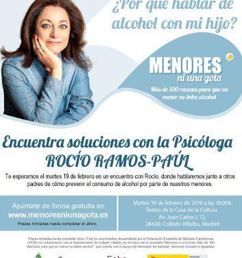 Supernanny impartirá charlas sobre prevención del consumo de alcohol en menores