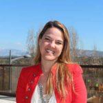 Carla Greciano, candidata del PP de Galapagar