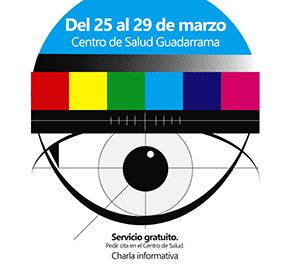 Campaña de revisión ocular en Guadarrama