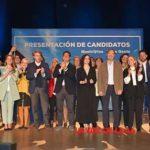 Presentación de los candidatos del PP de la zona oeste