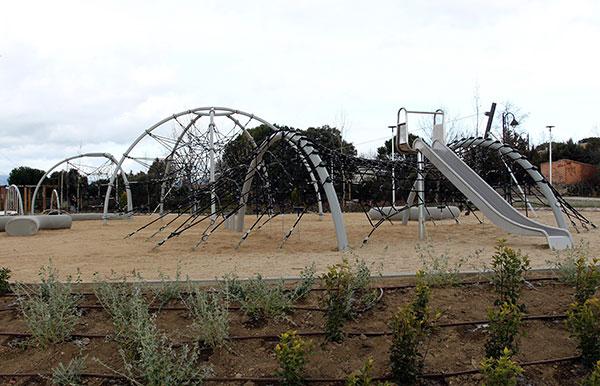 Parque Avenida Víctimas del Terrorismo