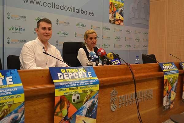 La III Feria del Deporte contará con exhibiciones y actividades gratuitas en Collado Villalba