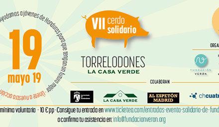 La Fundación Verón organiza un evento solidario en Torrelodones