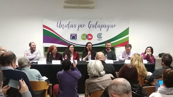 """""""Hacer Galapagar"""", encuentro programático de Unidas por Galapagar"""