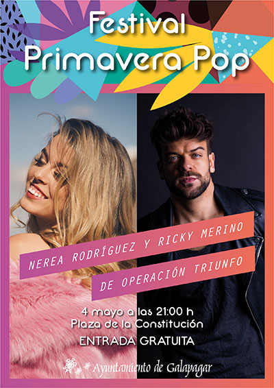 Festival Primavera Pop