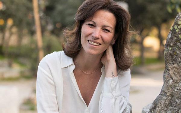 Marta López, candidata de Ciudadanos en Torrelodones