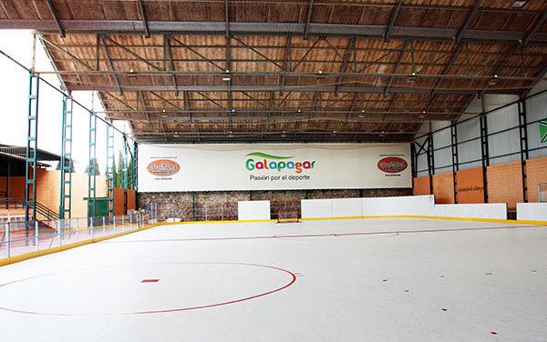 Mil metros cuadrados para patinar en Galapagar