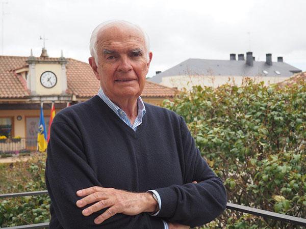Rodolfo del Olmo encabeza la candidatura del PP de Torrelodones