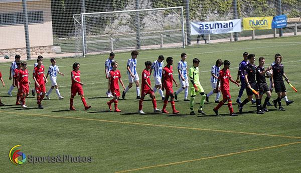 Getafe CF gana el torneo Ángel Lanchas