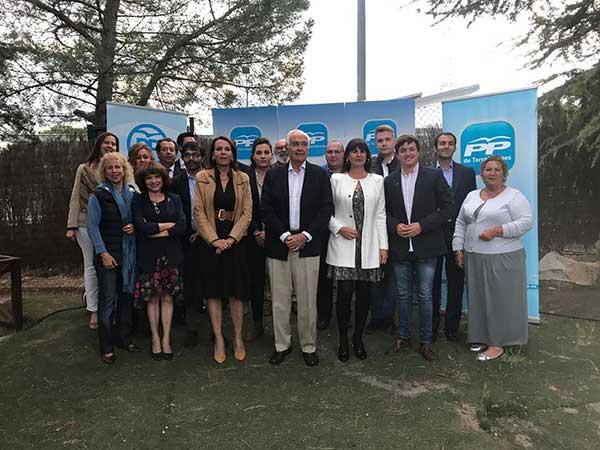 """El PP de Torrelodones apuesta """"por cambiar estos ocho años de política escaparate"""""""