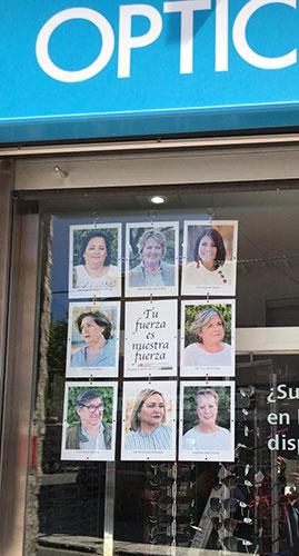 tu fuerza es nuestra fuerza, campaña comercio local Galapagar