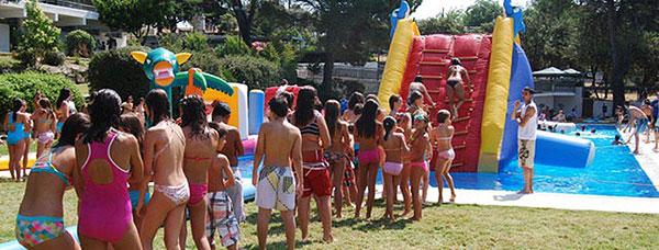 Los campamentos de verano en Torrelodones, los más caros de la zona