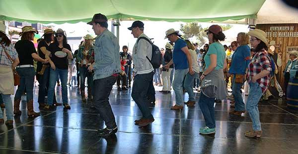 Festival de música country en Hoyo de Manzanares