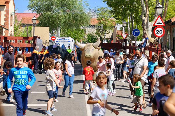 Fiestas de San José en Las Matas y la Virgen del Retamar en Las Rozas
