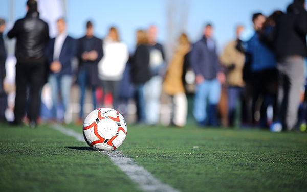 """Las Rozas acoge el programa """"Fútbol por la Amistad"""", coincidiendo con la final de la Champions League"""