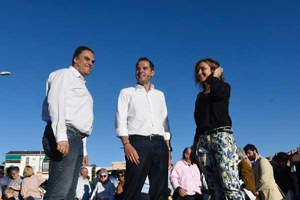 Ignacio Aguado se compromete a mejorar la puntualidad de Cercanías en los 100 primeros días