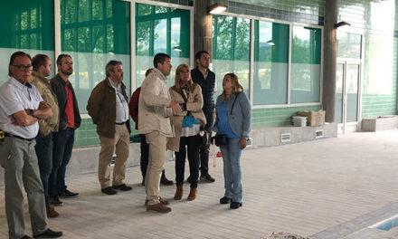 El Ayuntamiento de Collado Villalba invierte un millón de euros en remodelar la piscina municipal