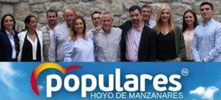 El Partido Popular de Hoyo de Manzanares celebra el Día de la familia