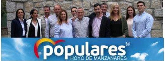 Partido Popular de Hoyo de Manzanares