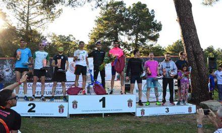 Luis Miguel Sánchez y Celine Gallardo ganan la Vuelta a La Jarosa
