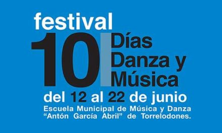 Festival 10 días danza y música en Torrelodones