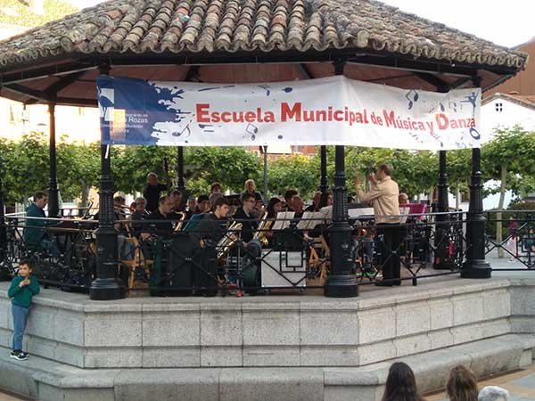 Clausura del Festival de Teatro Amateur #LasRozasEscena