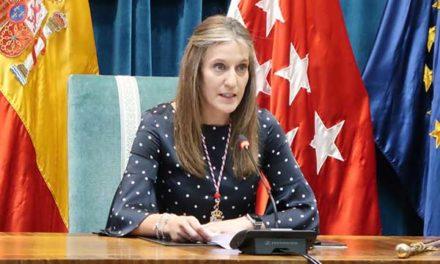La popular Carlota López Esteban, nueva alcaldesa de San Lorenzo de El Escorial