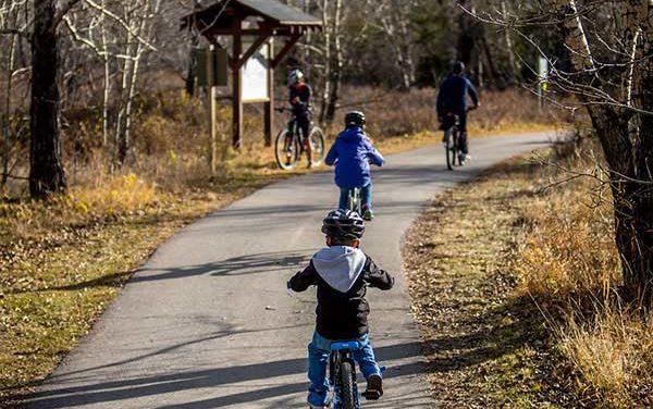 El Ayuntamiento de Collado Villalba organiza el Día de la Bicicleta