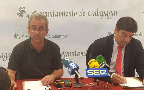 Cinco hombres y cuatro mujeres, en el Gobierno de Galapagar