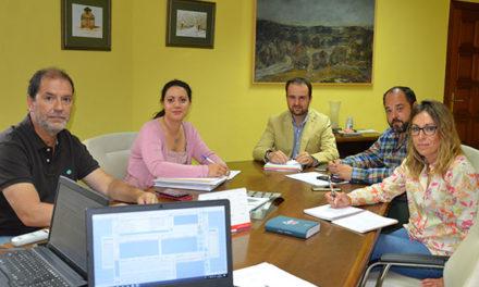 Constituida la Junta de gobierno del Ayuntamiento de Guadarrama