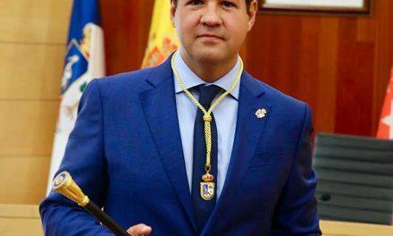 De la Uz reelegido alcalde de Las Rozas con los votos a favor del Partido Popular