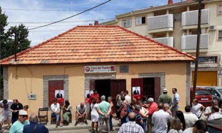 83 aniversario de la Agrupación Socialista de Galapagar
