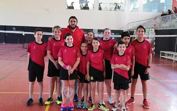 El Club Bádminton Ciudad de Villalba logra 26 medallas en los campeonatos de Madrid