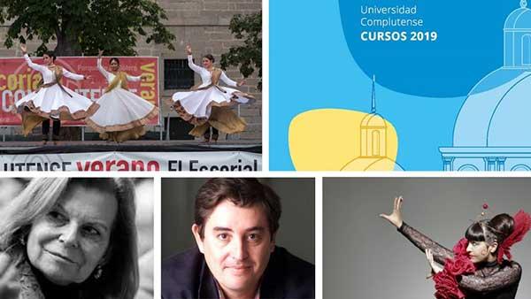 """La conferencia """"Mujer y literatura"""" inaugura los Cursos de verano de la Complutense"""
