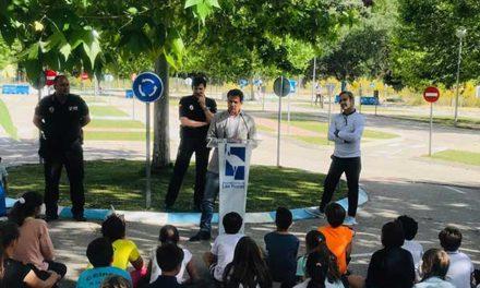 Más de 1.300 escolares de Las Rozas han participado en los cursos de Educación Vial